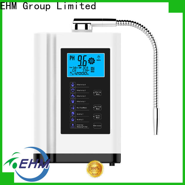 EHM Ionizer coating best alkaline machine directly sale for office