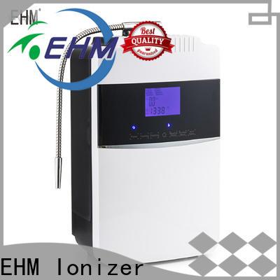 EHM Ionizer alkaline ionized water best supplier for filter