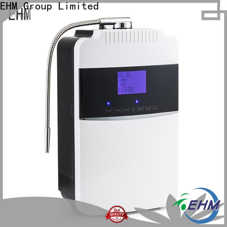 EHM Ionizer best alkaline water machines inquire now for health