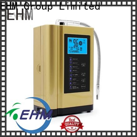 EHM Ionizer high quality alkaline water stick supplier for family
