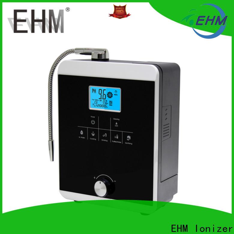 EHM Ionizer alkaline water filters best manufacturer for health