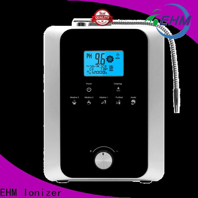 EHM Ionizer alkaline water filter system for sale manufacturer on sale