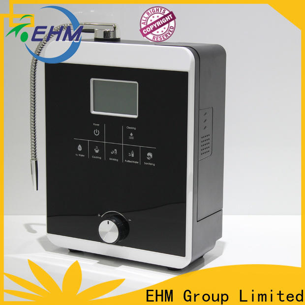 EHM Ionizer hydrogen alkaline water machine from China for sale