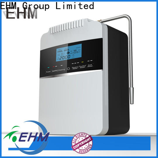 hydrogenrich home alkaline water systems factory direct supply for filter