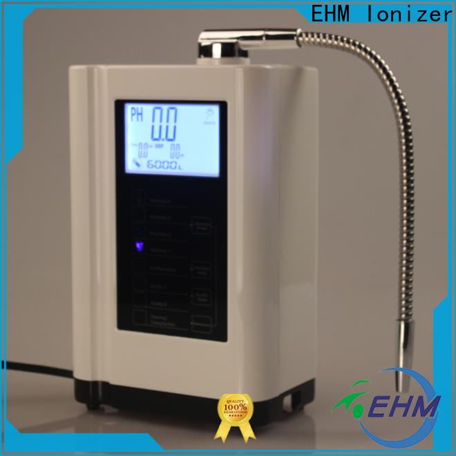 practical water purifier alkaline ionizer best supplier for purifier