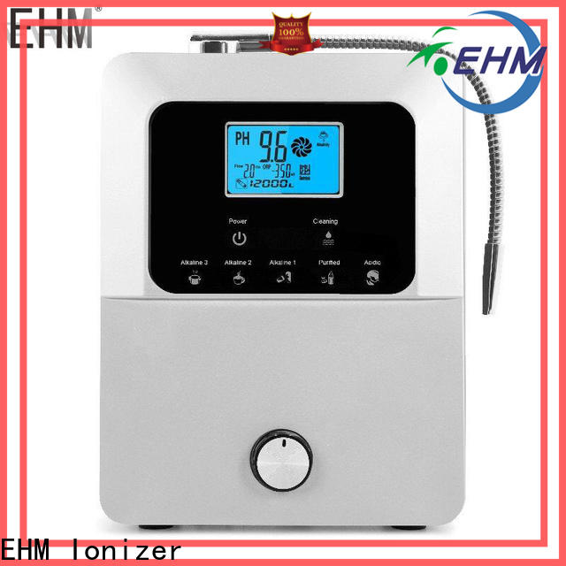 EHM Ionizer ph water machine alkaline inquire now for office