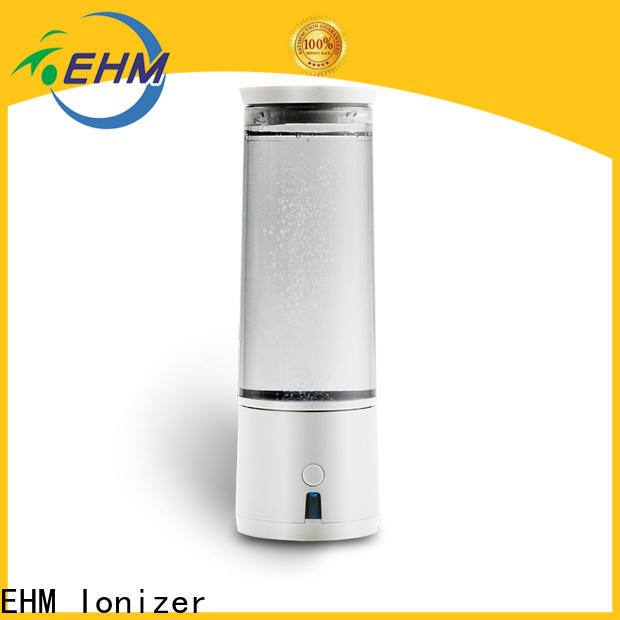 EHM Ionizer portable water hydrogen generator suppliers to Improve sleeping quality