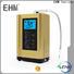 EHM Ionizer best alkaline water machin price company for family