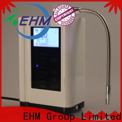 EHM Ionizer alkaline filter manufacturer for health