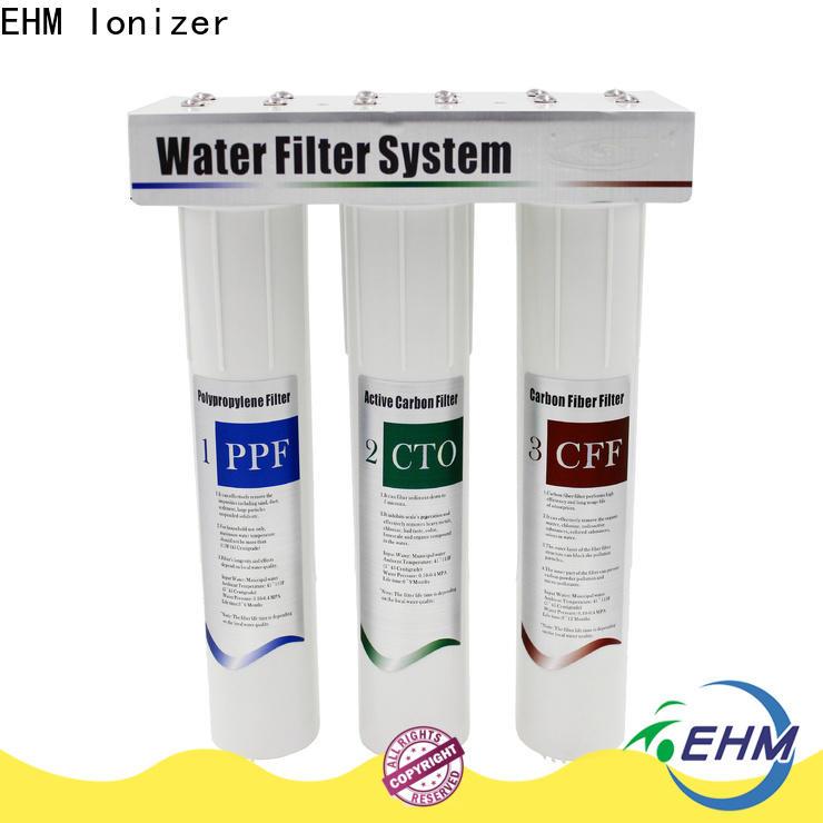EHM Ionizer machine to make alkaline water inquire now for health