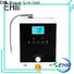 EHM Ionizer hydrogen-rich alkaline water pitcher filter and ionizer company for family