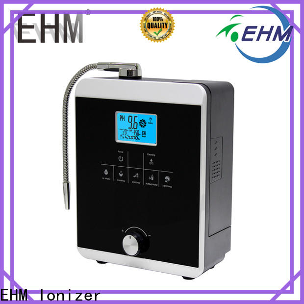 EHM Ionizer alkaline ionizer water machine manufacturer for health