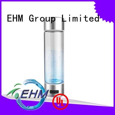 EHM highrich portable hydrogen generator for drinking for home use
