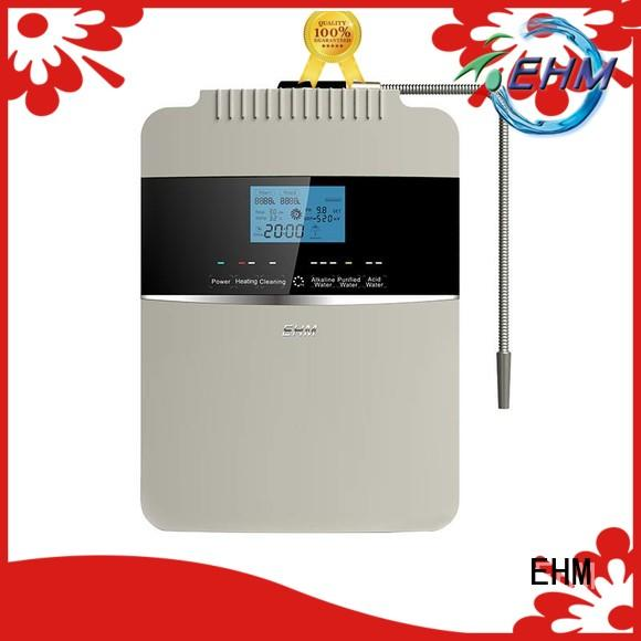 EHM alkaline alkaline water machine inquire now for family