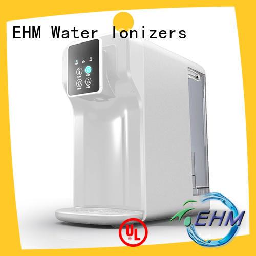 EHM home drinking best water ionizer machine for purifier