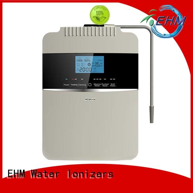 EHM hydrogen-rich alkaline ionised water supply for office