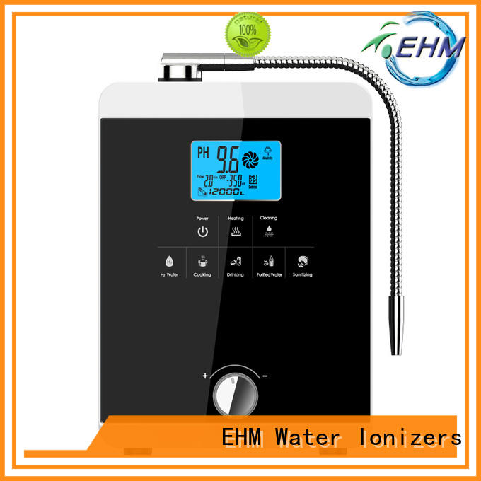 EHM professional alkaline water maker with good price