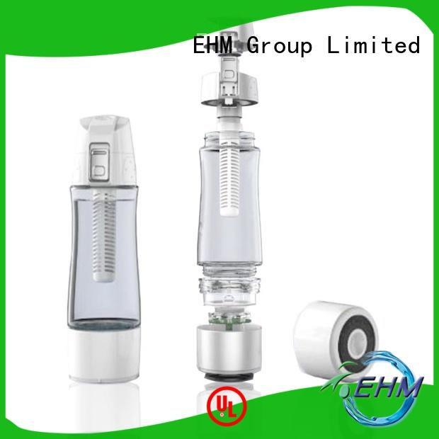 EHM rechargable hydrogen water machine directly sale for reducing wrinkles