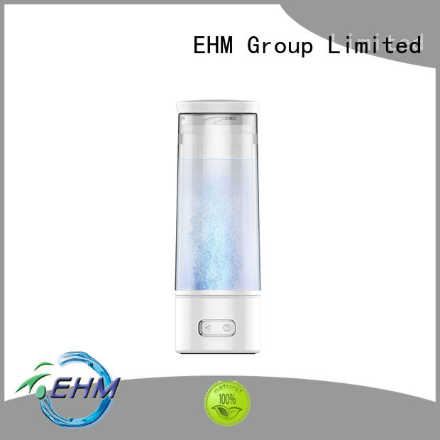 EHM healthy portable hydrogen water bottle manufacturer for Improves sleep quality