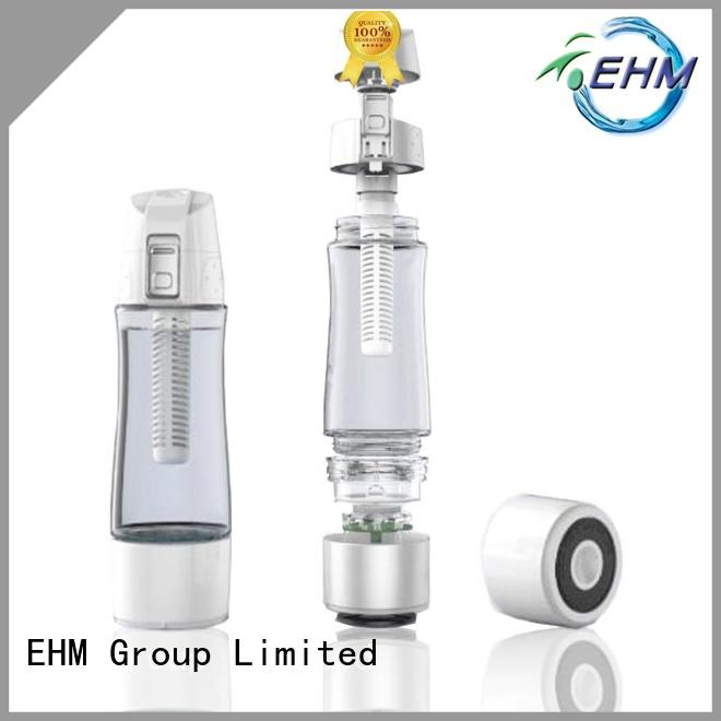 EHM customized hydrogen water bottle maker for home