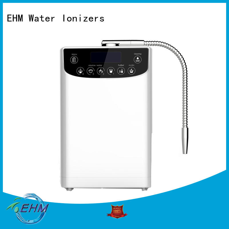 EHM ehm729 alkalized water machine maker
