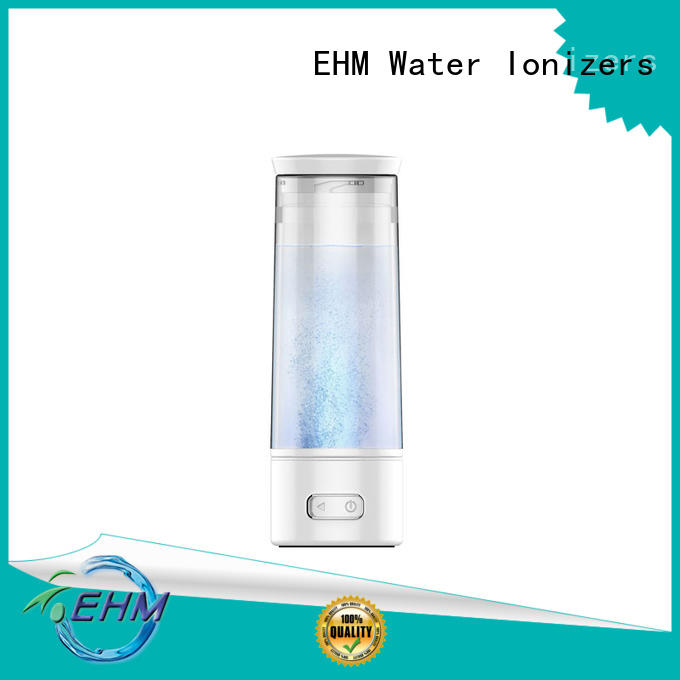 EHM electrolysis hydrogen alkaline water healthy for pitche