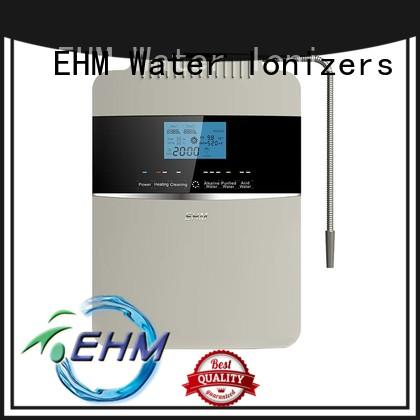EHM household alkaline water machine reviews supplier for health