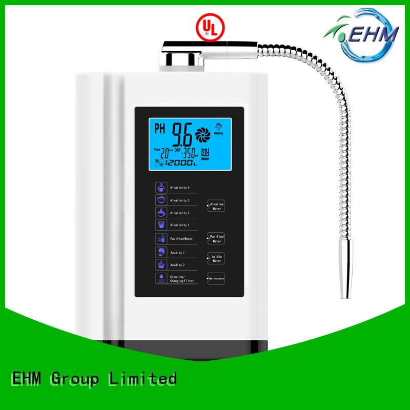 ehm729 alkaline antioxidant water machine supply for office EHM