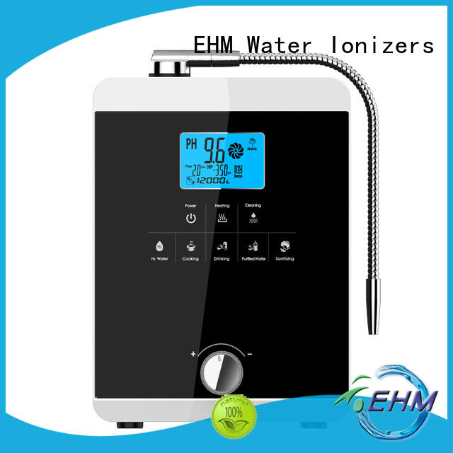 antioxidant alkalized water machine osmosis with good price for home