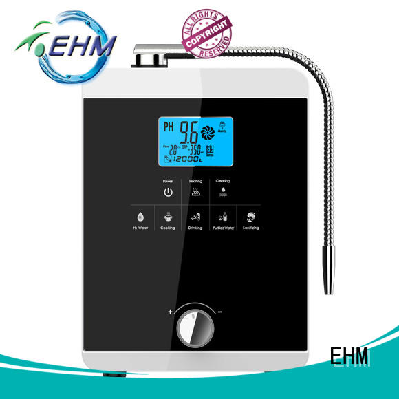 EHM machine ionizer filter from China for home