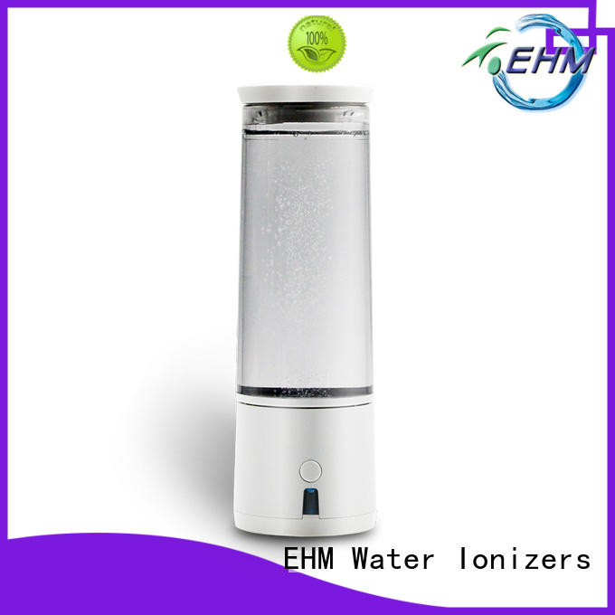 home used hydrogen water generator for drinking portable company for bottle