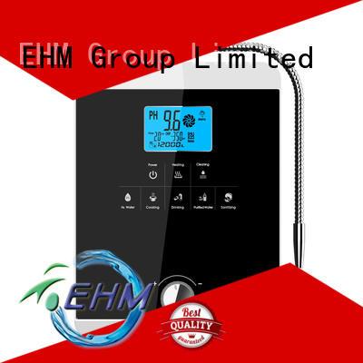 ph water ionizer machine China for dispenser EHM