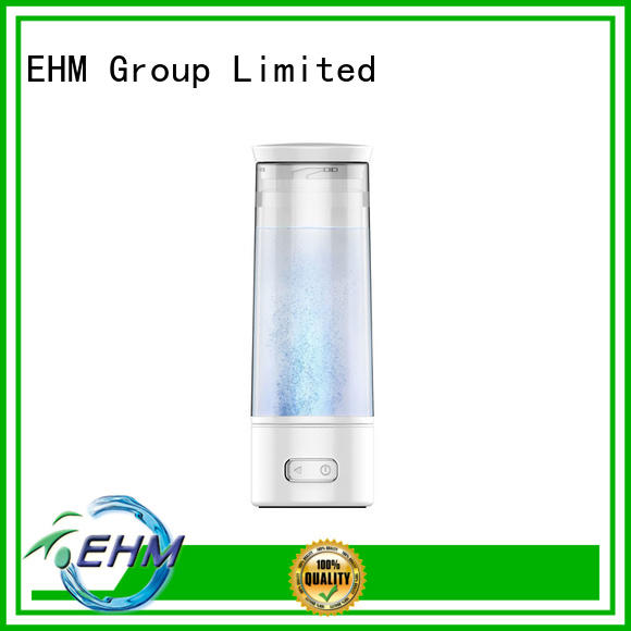 hydrogen enriched drinking water spe for Reduces wrinkles EHM