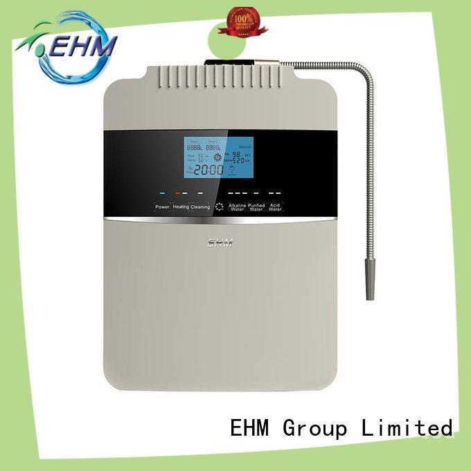 EHM ehm739 water purifier alkaline ionizer factory for home