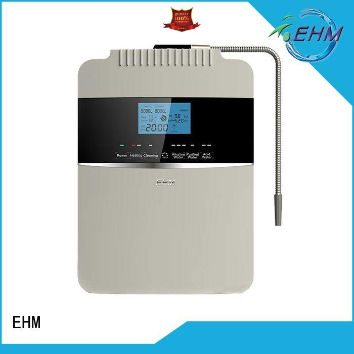 practical hydrogen water ionizer acid series for office