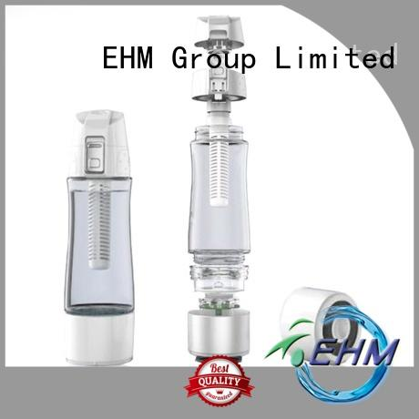 EHM customized hydrogen alkaline water benefits to Improve sleeping quality