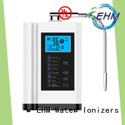 antioxidant alkaline water purifier machine for sale for family EHM
