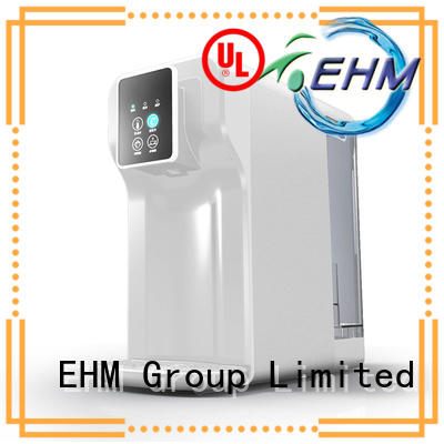 EHM high ph living water alkaline water ionizer machine for family