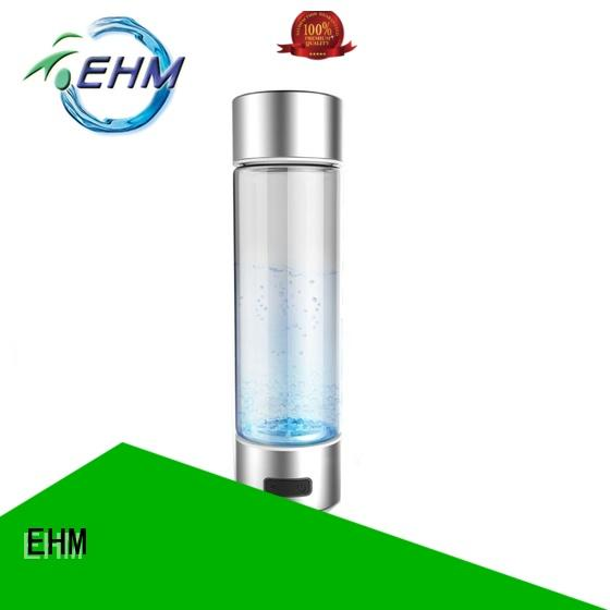 Water electrolysis hydrogen healthy water maker flask  EHM-H3