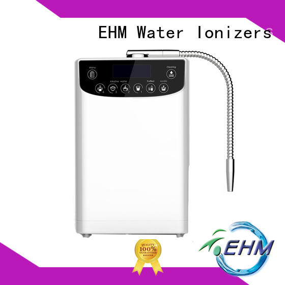 EHM household counter top ionized water machine series for dispenser