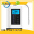 home drinking best ionized water machine titanium from China for health