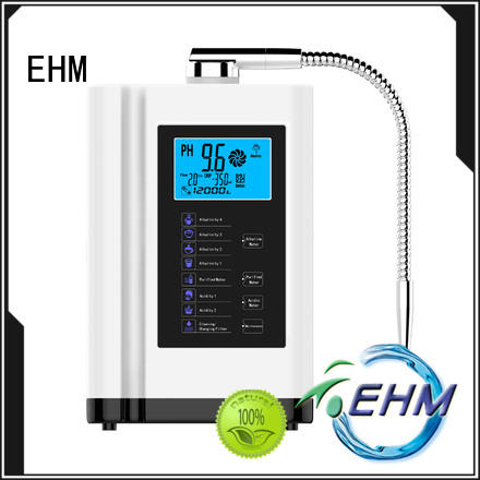 EHM cost-effective water alkaline machines manufacturer for health