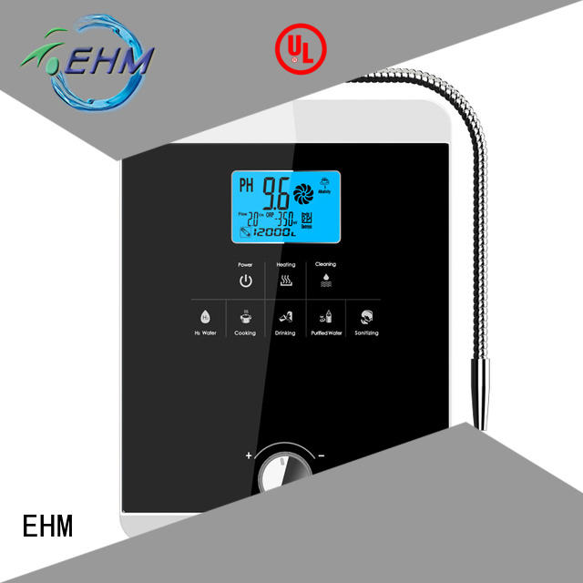 professional alive water ionizer acid maker for home