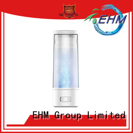 EHM portable hydrogen water ionizer inquire now for home use
