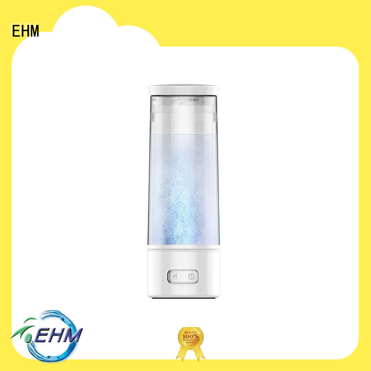 EHM best value hydrogen alkaline water company for pitche
