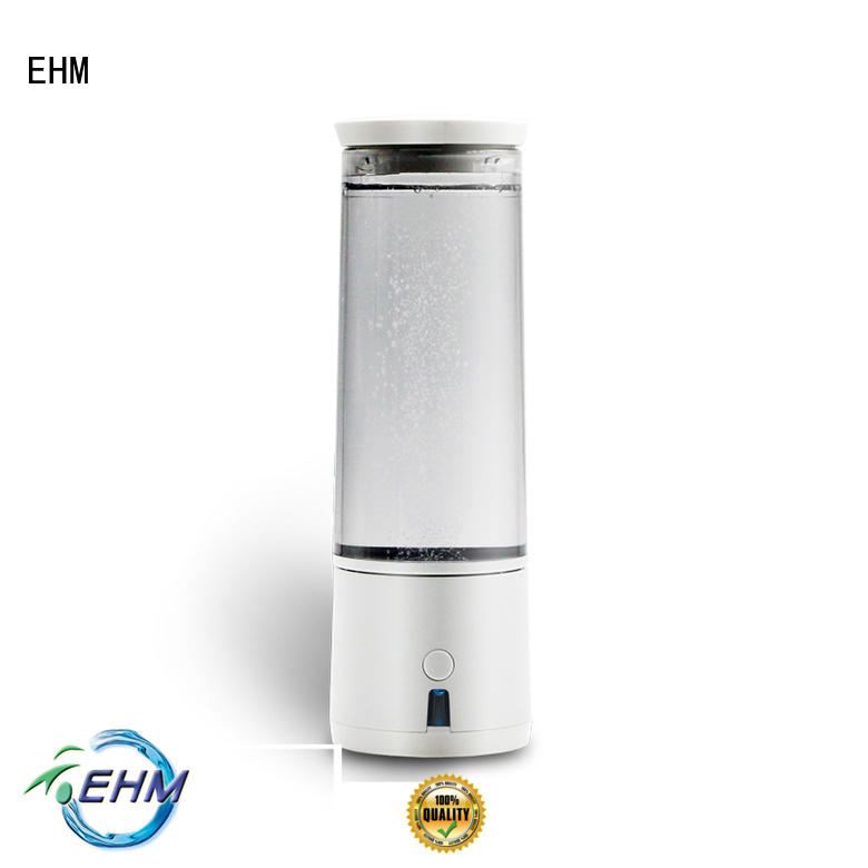 Factory price SPE technology hydrogen water flask EHM-H4