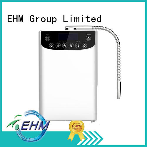 EHM factory price alkaline ionizer company on sale