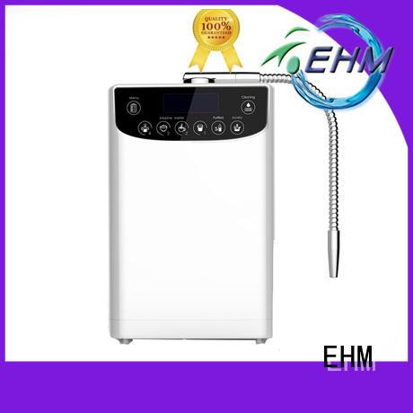 portable best alkaline water machine ionizer directly sale for dispenser