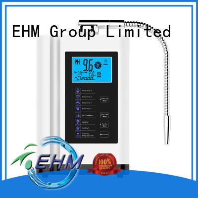 EHM ehm729 water ionizer reviews factory direct supply on sale