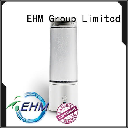 EHM home drinking portable hydrogen water from China for reducing wrinkles